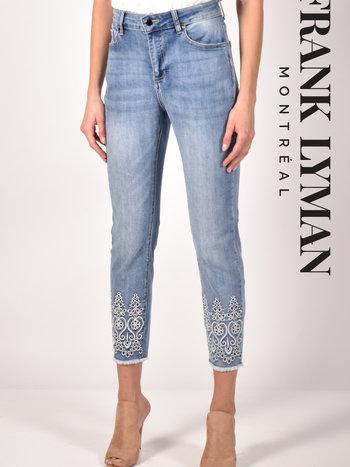 Frank Lyman Jeans avec Broderie Frank Lyman 211127U