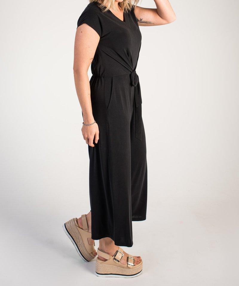 Airoldi Couture Jumpsuit avec Bande Nouée à l'Avant Airoldi Couture