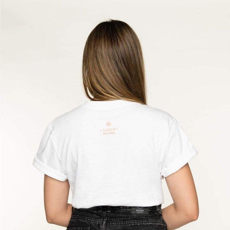 Lambert T-Shirt ''You Can Have it All'' Lambert Lila