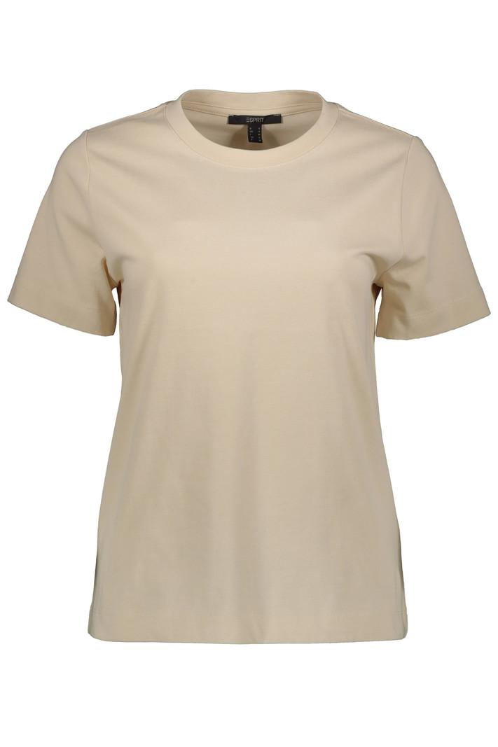 Esprit T-Shirt Basique 100 % Coton Bio Esprit 011EO1K314