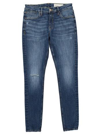 Esprit Jeans Skinny Cropped Taille Medium Esprit 021CC1B306