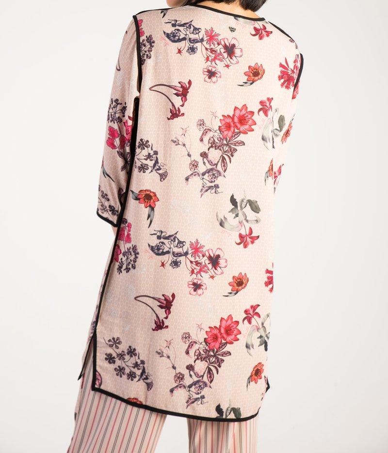Airoldi Couture Tunique Florale Airoldi Couture P21S8085