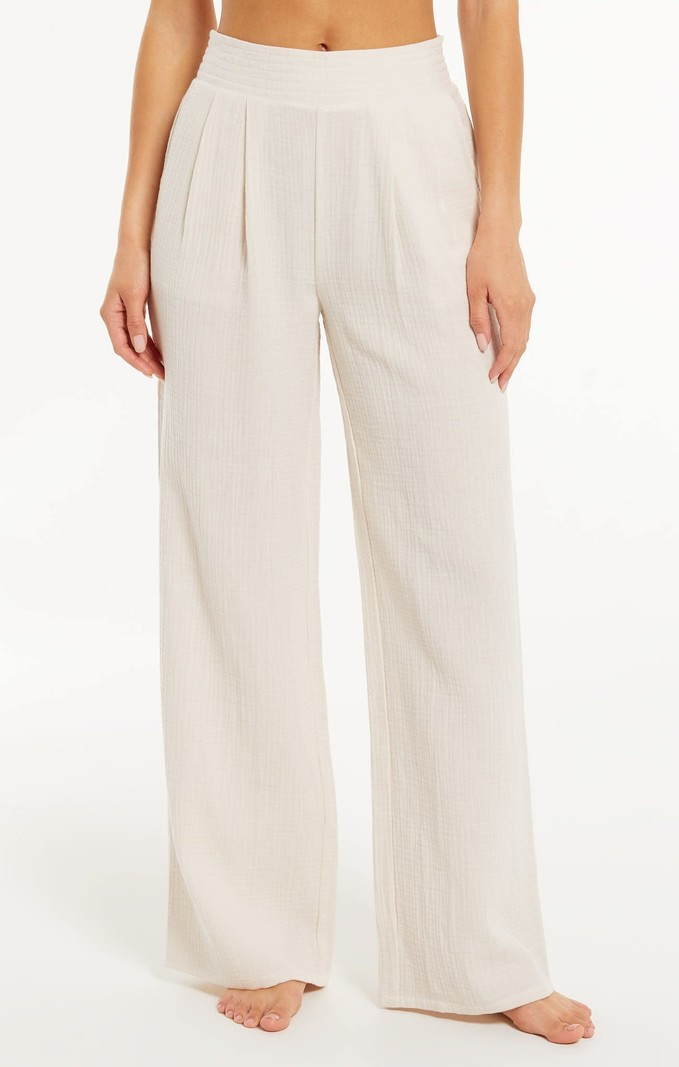Z Supply Pantalon Crop Z Supply ZLP212624 Down To Earth