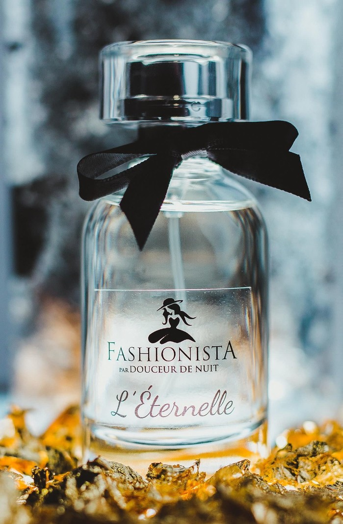 Eau de Parfum L'Éternelle Fashionista par Douceur de Nuit 50ml