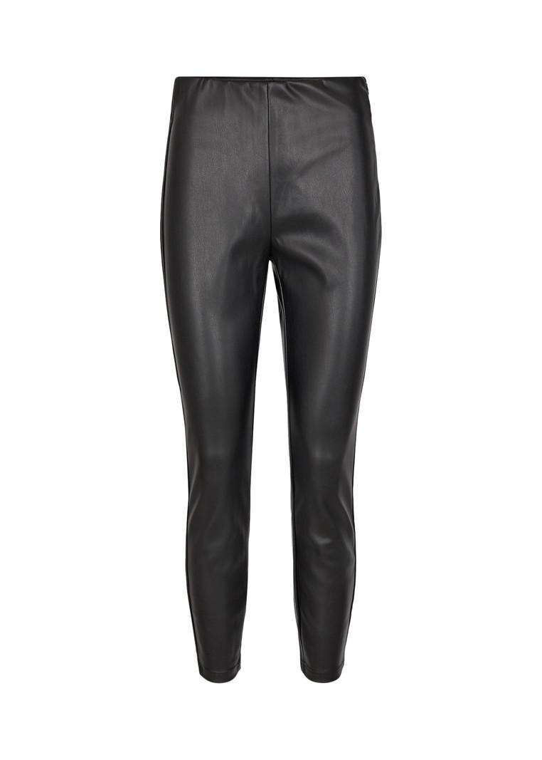 Soya Concept Pantalon Pull On Effet Cuir Soya Concept Beckie 6B