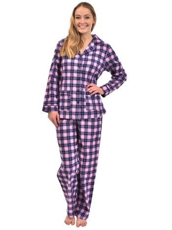 Patricia Lingerie Pyjama 2 pcs à Carreaux Patricia Lingerie 948-1