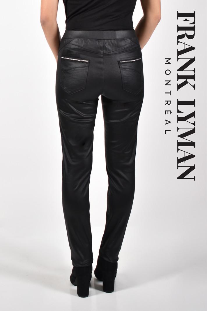 Frank Lyman Pantalon Pull On Détail Strass Frank Lyman 213183U