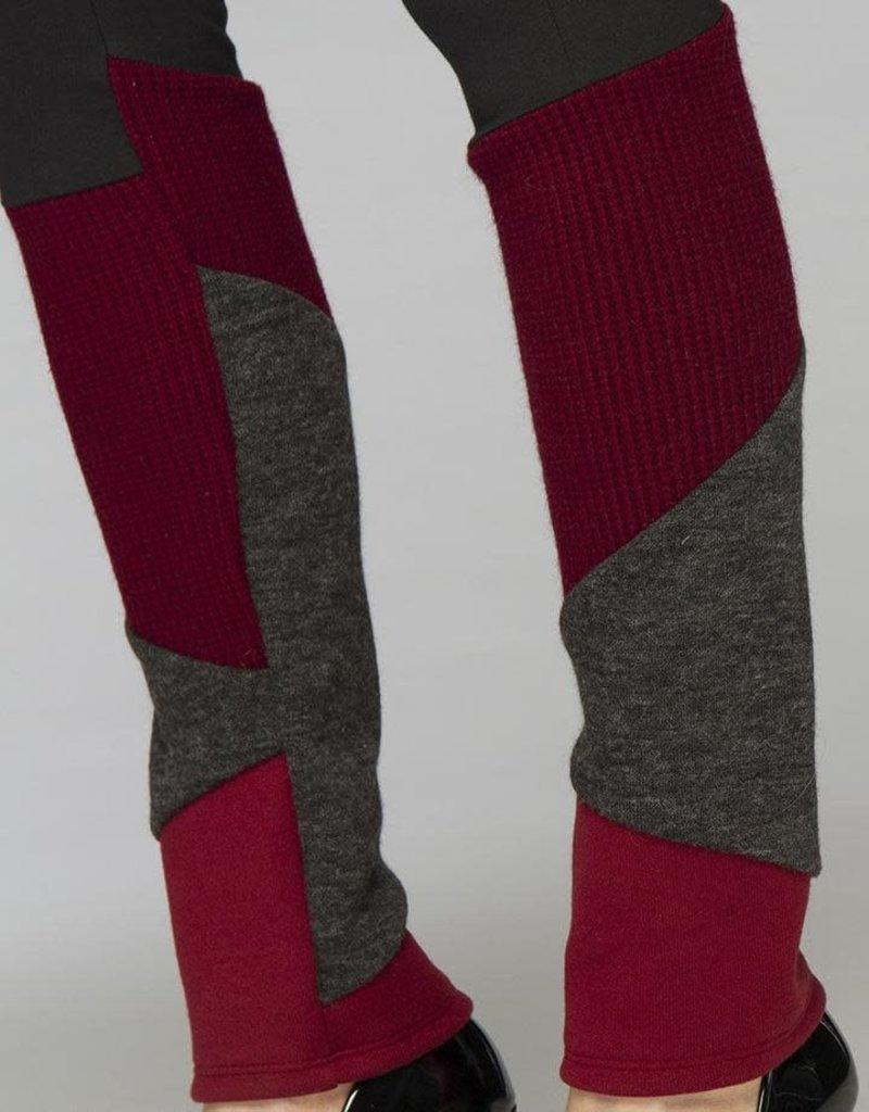 Kollontaï Pantalon Ajusté avec Textures Kollontaï Shaw 14-238