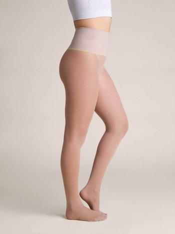 Sheertex Collant Diaphane Classique Nude 30 Denier Sheertex