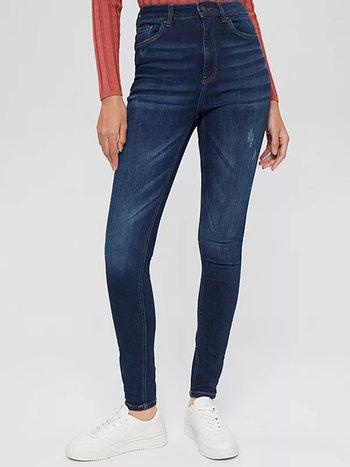 Esprit Jeans Stretch Taille Très Haute Esprit 990CC1B302