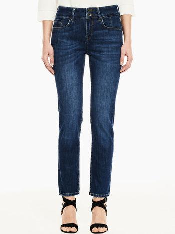 Garcia Jeans Taille Haute Slim Fit Caro Curved Garcia 285
