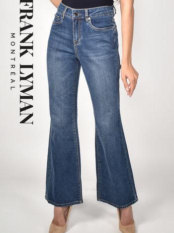 Frank Lyman Jeans Bootcut à Taille Haute Frank Lyman 213120U