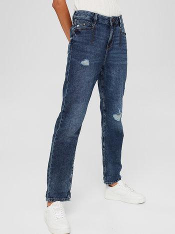 Esprit Jeans Boyfriend Taille Medium Esprit 071CC1B305