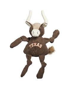 Huggle Hound Texas Longhorn Knottie Dog Toy