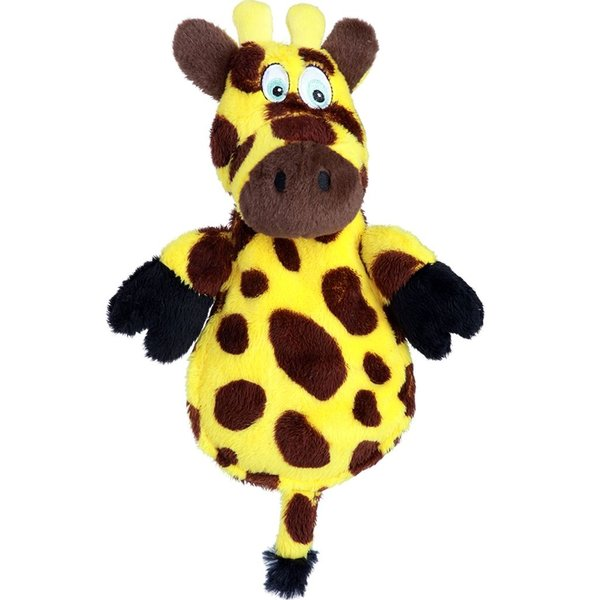 Hear Doggy Flats Giraffe Dog Toy