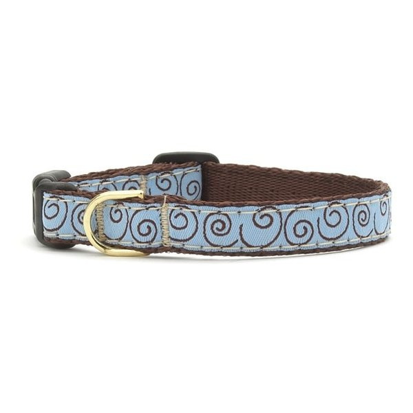 Up Country Curly Q Collar, Small