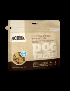 Acana Acana Duck & Pear Dog Treat, 3.25 oz bag