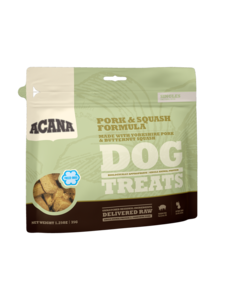 Acana Pork & Squash Dog Treat, 3.25 oz bag