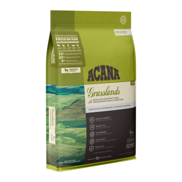 Acana Grasslands Cat Dry Food
