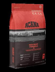 Acana Acana Grain-Free Dry Dog Food, Red Meat