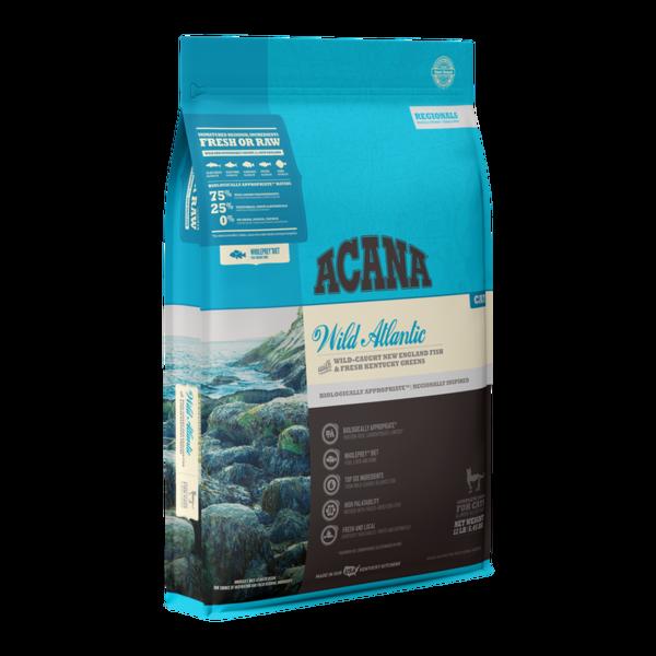 Acana Wild Atlantic Dry Cat Food, 4 lb bag