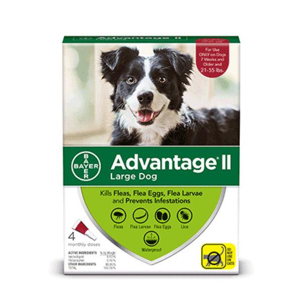 Advantage 2 Bayer Advantage 2 Flea Treatment for Dogs