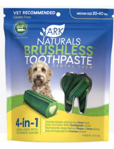 Ark Naturals Ark Naturals Brushless Toothpaste M/L, 18 oz bag