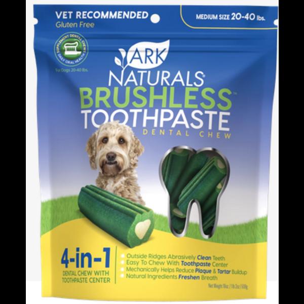 Ark Naturals Ark Naturals Brushless Toothpaste M/L, 18 oz bag