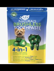 Ark Naturals Brushless Toothpaste Mini, 4 oz bag