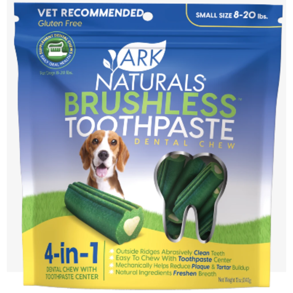 Ark Naturals Ark Naturals Brushless Toothpaste S/M, 12 oz bag