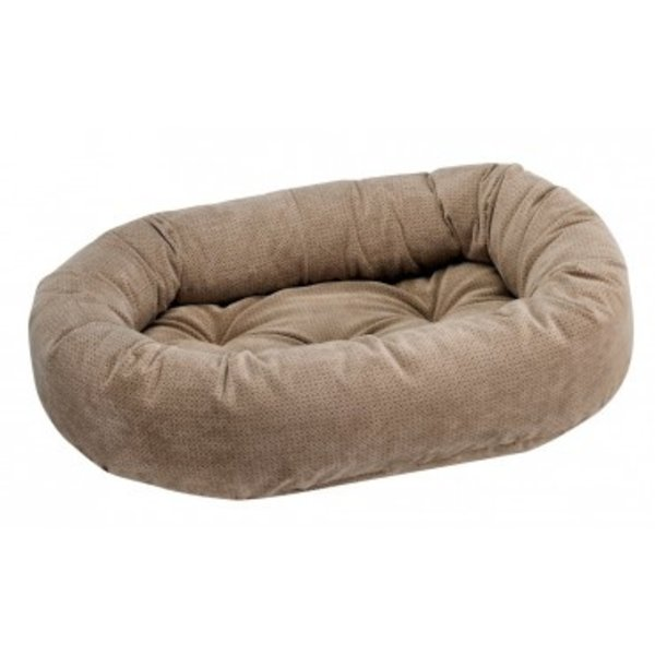 Bowser Pet Bowsers Donut Bed, Cappucino Treats