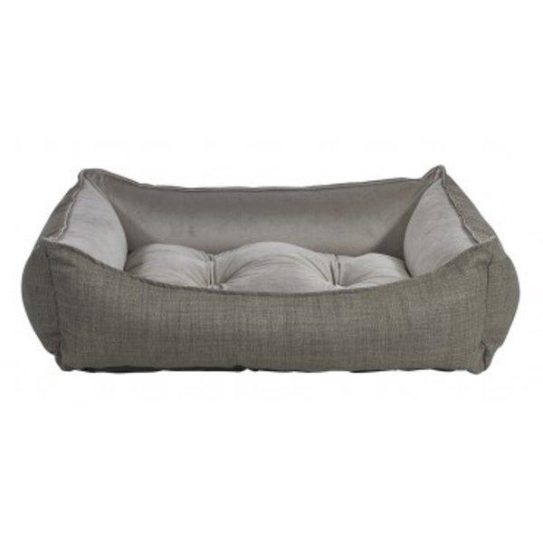 Bowser Pet Scoop Bed, Driftwood