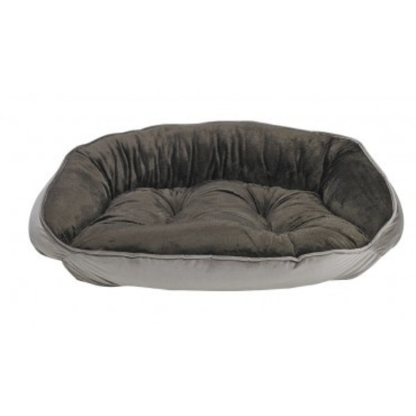 Bowser Pet Bowsers Crescent Bed, Pebble