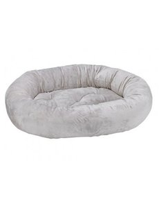 Bowser Pet Bowsers Donut Bed, Cream Teddy