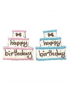 Bubba Rose Bubba Rose Biscuit Company Individually Wrapped Happy Birthday Cake Treat