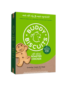 Cloud Star Cloud Star Buddy Biscuits with Roasted Chicken Oven Baked Dog Treat, 3.5 lb bag