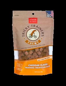 Cloud Star Tricky Trainers Soft & Chewy Cheddar, 5 oz bag