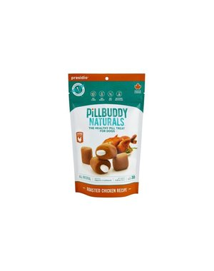 Complete Natural Nutrition Pill Buddy Naturals, Chicken, 5.29 oz bag