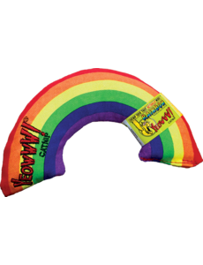 Ducky World Yeowww! Catnip Rainbow Cat Toy
