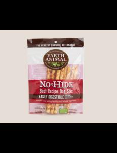Earth Animal Earth Animal No Hide Beef Stix Chew Dog Treat, 1.6 oz bag
