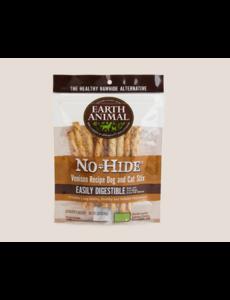 Earth Animal No Hide Venison Stix Chew Dog Treat, 1.6 oz bag