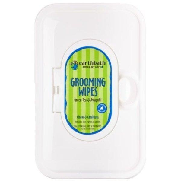 Earth Bath Earthbath Grooming Wipes, 28 ct