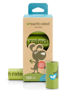 Earth Rated Earth Rated Standard Unscented Waste Bags, 120 ct box