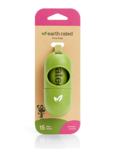 Earth Rated Earth Rated Standard Waste Bag Dispenser, 15ct