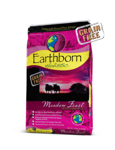 Earthborn Holistic Grain-Free Dry Dog Food, Meadow Feast
