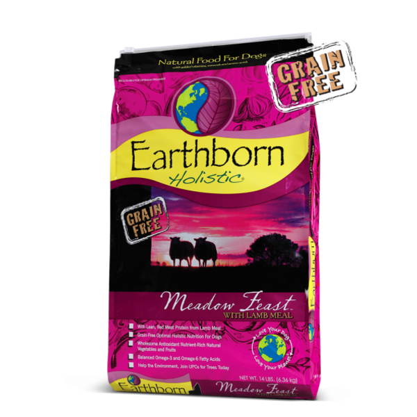 Earthborn Earthborn Holistic Grain-Free Dry Dog Food, Meadow Feast