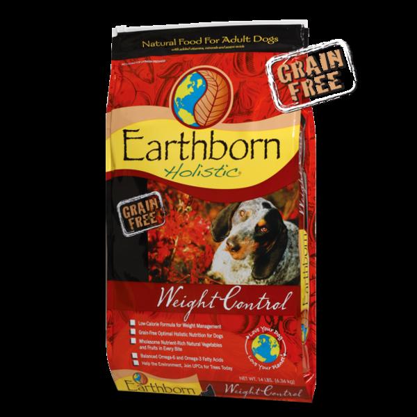 Earthborn Earthborn Holistic Grain-Free Dry Dog Food, Weight Control