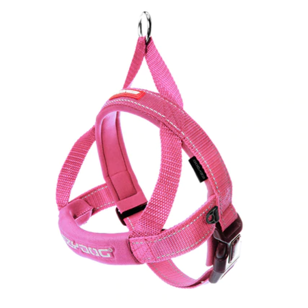 Ezy Dog Quick Fit Harness, Pink