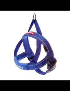 Ezy Dog Quick Fit Harness Blue, Medium
