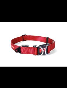 Ezy Dog DoubleUp Collar, Red